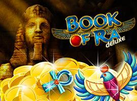 Book of Ra Deluxe kostenlos spielen ohne Anmeldung Demo-Variante